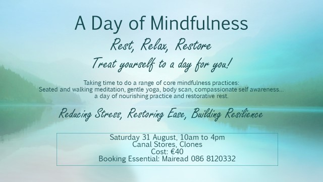 Mindfulness Aug 31
